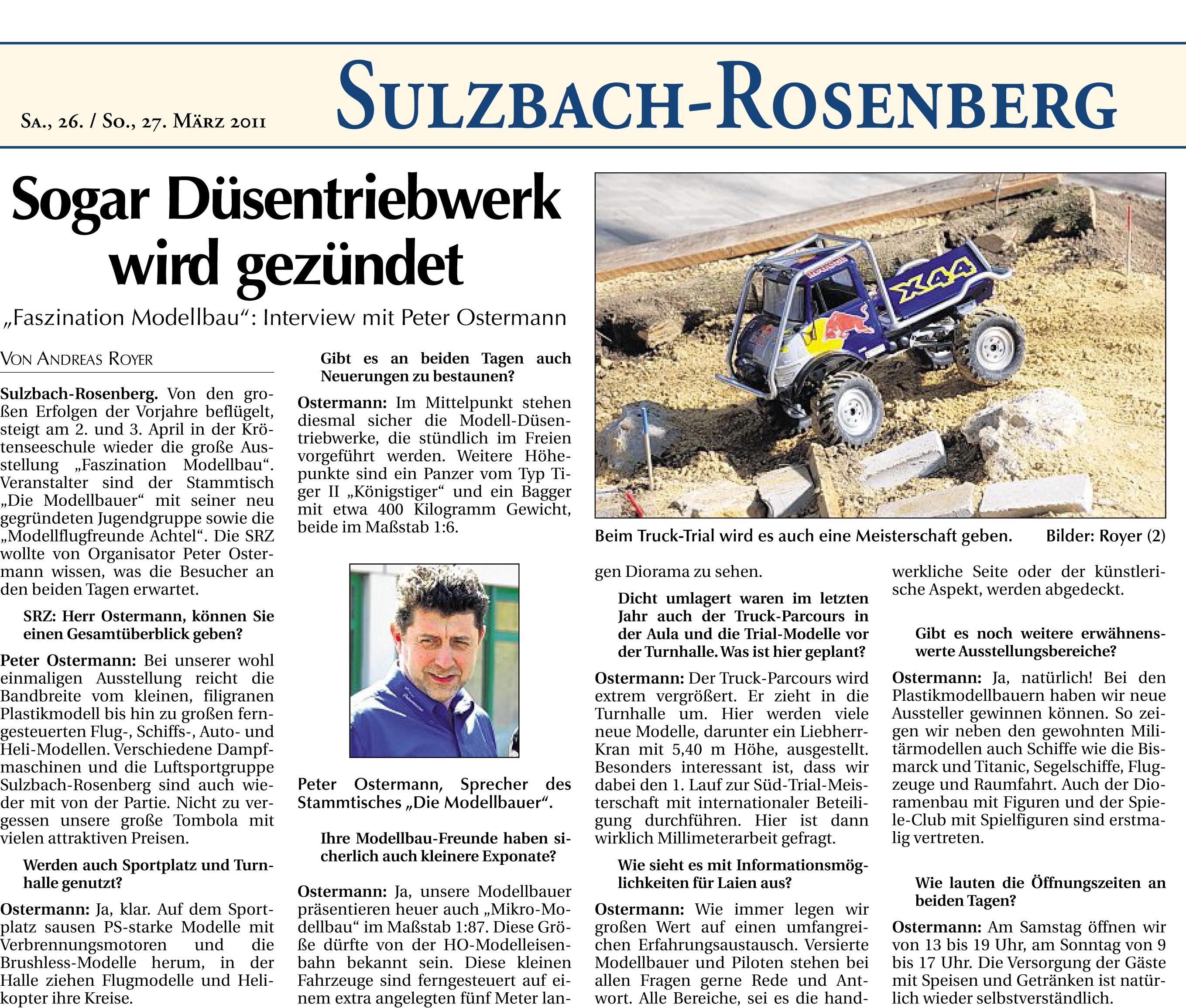Todesanzeigen Sulzbach Rosenberg