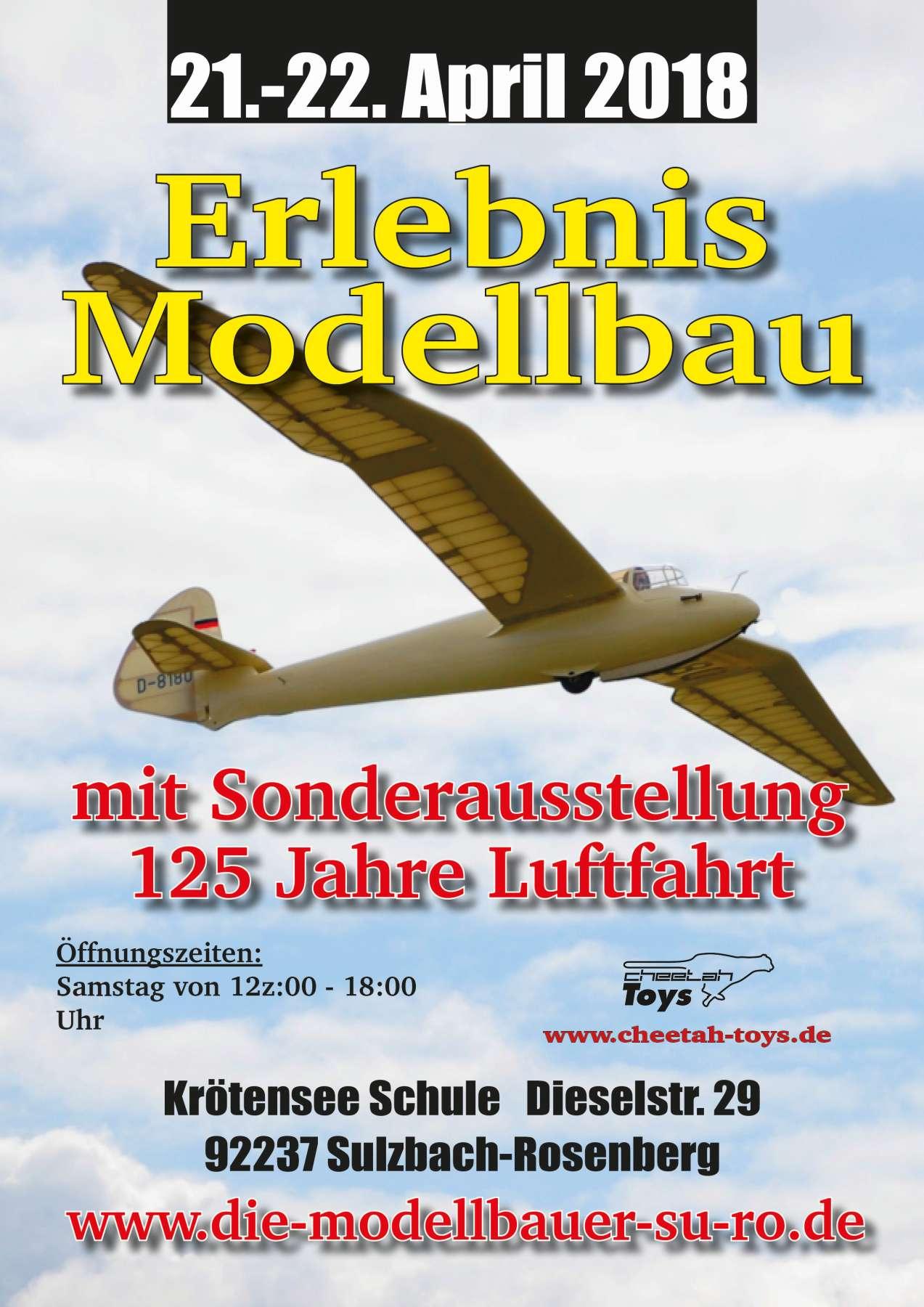 die modellbauer sulzbach-rosenberg - 2018 die modellbauer sulzbach